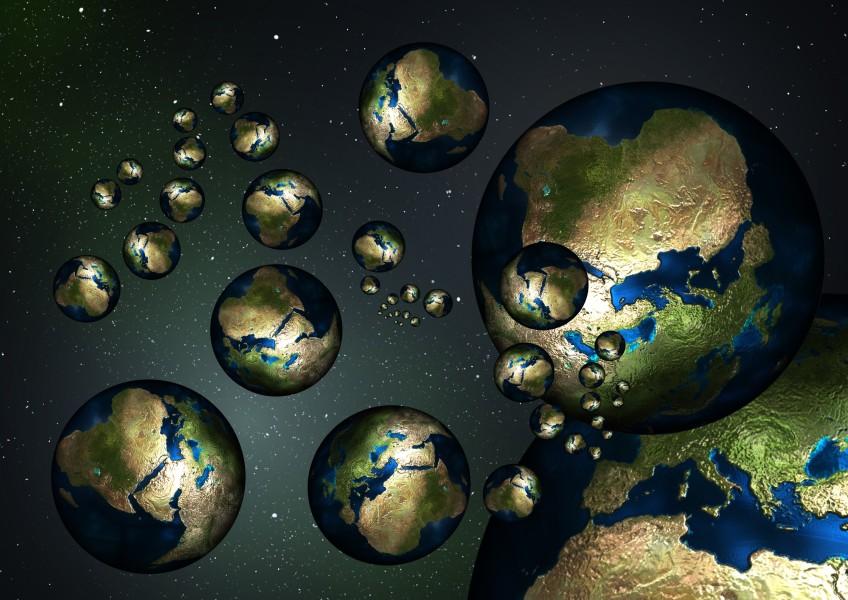 প্যারালাল ইউনিভার্সের অস্তিত্ব:বিজ্ঞান কী বলে? প্রথম পর্ব